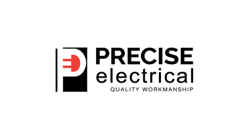 sales impact client testimonial logo Precise Electrical